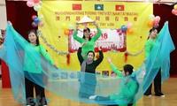 Vietnamesische Gemeinschaft weltweit feiern das Tet-Fest