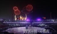 Eröffnungsfeier der Olympischen Winterspiele PyeongChang 2018