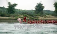 Provinz Tuyen Quang organisiert Bootsrennen auf dem Lo-Fluss
