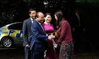 Premierminister Nguyen Xuan Phuc beendet Besuch in Neuseeland