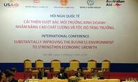 Das Handelsumfeld und die Wettbewerbsfähigkeit Vietnams werden stets verbessert