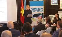 Seminar über die Geschäftsmöglichkeiten mit Vietnam in Argentinien