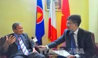 Vietnam und Italien erleben gerade die beste Phase der strategischen Partnerschaft