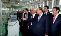 Aktivitäten des Premierministers Nguyen Xuan Phuc in der Provinz Quang Nam