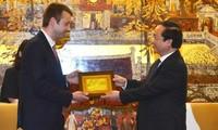 Hanoi und die griechische Stadt Edessa verstärken Zusammenarbeit