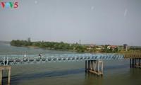 Besuche an den historischen Orten in Truong Son