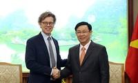 Vietnam und Schweden verstärken Wirtschafts- und Handelszusammenarbeit