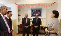 Vietnam-Forschungszentrum in Indien offziell eröffnet