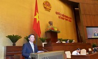 Parlament diskutiert den Gesetzesentwurf für Sonderverwaltungs- und –wirtschaftseinheiten