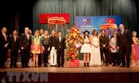 Feier zum 45. Jahrestag der Aufnahme diplomatischer Beziehung zwischen Vietnam und Australien