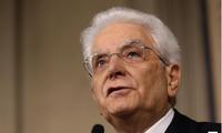 Italiens Präsident bestellt den Mann ein, der eine Technokratenregierung bilden kann