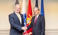 Vietnam und die USA erreichen viele Fortschritte in der Sicherheits- und Verteidigungszusamenarbeit
