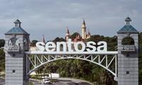 Urlaubsinsel Sentosa in Singapur kann Ort des USA-Nordkorea-Gipfels sein