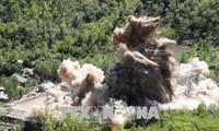 US-Präsident: Nordkorea hat mit der Denuklearisierung begonnen