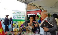 Die vietnamesischen landwirtschaftlichen Produkte versuchen, den französischen Markt zu erobern