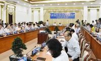 Ho Chi Minh Stadt leitet Schritte zur Förderung des industriellen Wachstums ein