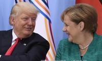 Die USA bekräftigen die guten Beziehungen zu Deutschland