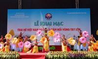 Eröffnung des Sommerlagers Vietnam 2018