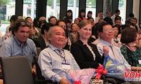 Die vietnamesisch-deutsche Freundschaftsgesellschaft fördert die Solidarität zwischen beiden Ländern