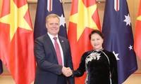 Hochrangiges Gespräch zwischen Vietnam und Australien