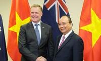 Premierminister Nguyen Xuan Phuc empfängt den Präsident des australischen Repräsentantenhauses