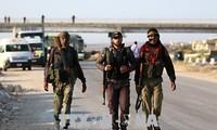 Rebellengruppen bilden neues Bündnis im syrischen Idlib
