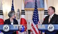 Südkorea und die USA wollen die Zusammenarbeit in der Nordkorea-Frage aufrechterhalten