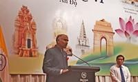 Feier zum 71. Unabhängigkeitstag Indiens