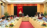 Vize-Staatspräsidentin Dang Thi Ngoc Thinh besucht Provinz Quang Ngai