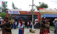 Abschluss des 3. Kulturfestivals der Volksgruppen in Zentralvietnam