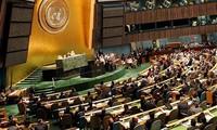 Vereinte Nationen bekräftigen ihre Rolle in der neuen Weltsituation