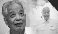 Leiter der Länder trauern um den Tod des ehemaligen KPV-Generalsekretärs Do Muoi