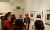 Treffen Barbara Klemm, die bekannte Fotografin aus Deutschland