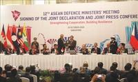 ASEAN errichtet Netzwerk zum Umgehen mit neuen Sicherheitsherausforderungen