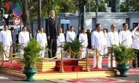 Kambodscha feiert den 65. Jahrestag der Unabhängigkeit
