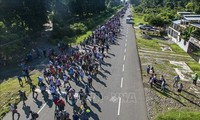 US-Präsident unterzeichnet Dekret ber Asylrecht