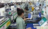 Die Arbeitsmarktpolitik in der Zeit der internationalen Eingliederung