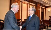 Zusammenarbeit zwischen Ho Chi Minh Stadt und Großbritannien verstärken