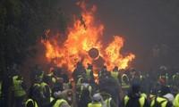 Demonstrationswelle in Frankreich läuft kompliziert