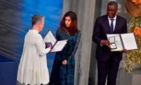 Verleihung der Nobel-Preise 2018