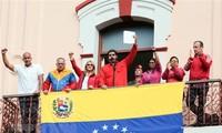 Venezolanischer Präsident ist bereit, Dialog mit Oppositionsführer zu führen