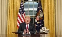US-Präsident ist optimistisch über die Unterzeichnung der Vereinbarungen mit China und Nordkorea