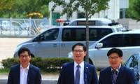 Südkoreas Vize-Vereinigungsminister trifft den stellvertretenden US-Gesandten über Nordkorea