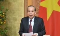Premierminister Nguyen Xuan Phuc: Eine Verwaltung, die dem Volk dient, muss in allen Behörden etabliert werden
