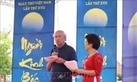 Der 17.  Vietnamesische Poesietag trägt zur Bewerbung der vietnamesischen Literatur bei