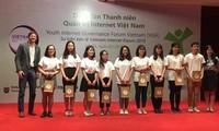 Internet Governance Forum der vietnamesischen Jugendlichen