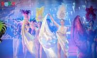 Die vietnamesische internationale Tourismusmesse 2019 zieht zahlreiche Touristen auf sich