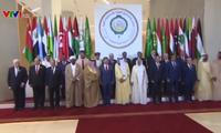Wichtige Entscheidungen werden beim Gipfeltreffen der Arabischen Liga verabschiedet