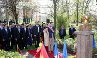 Aktivitäten der Parlamentspräsidentin Nguyen Thi Kim Ngan in Frankreich