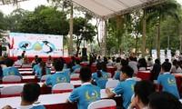 """Das Projekt """"Vietnamesisches Klima – Bildungszusammenarbeit für die nachhaltige Änderung in Deltas"""" gestartet"""